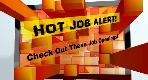 Hot Job Openings at Massachusetts Hoisting License