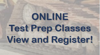 Link to Online Test Prep Classes